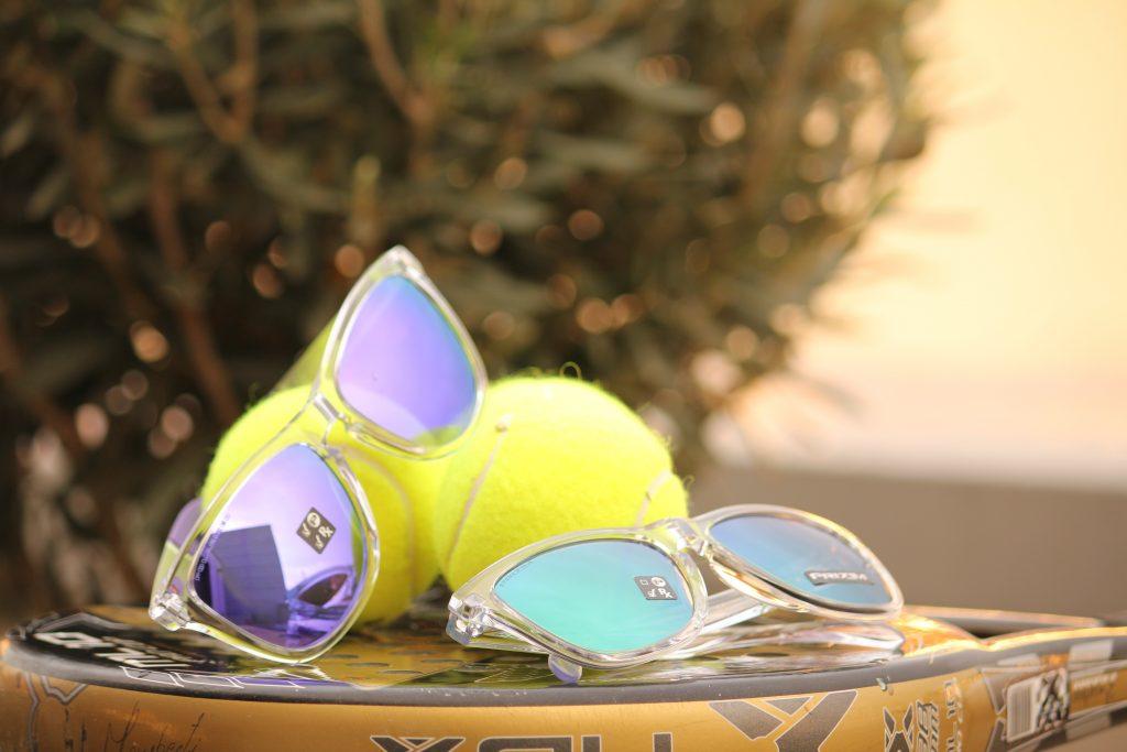 Gafas Oakley con espejo